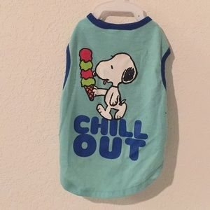 Snoopy Chill Out Doggy Shirt 🐶 👕
